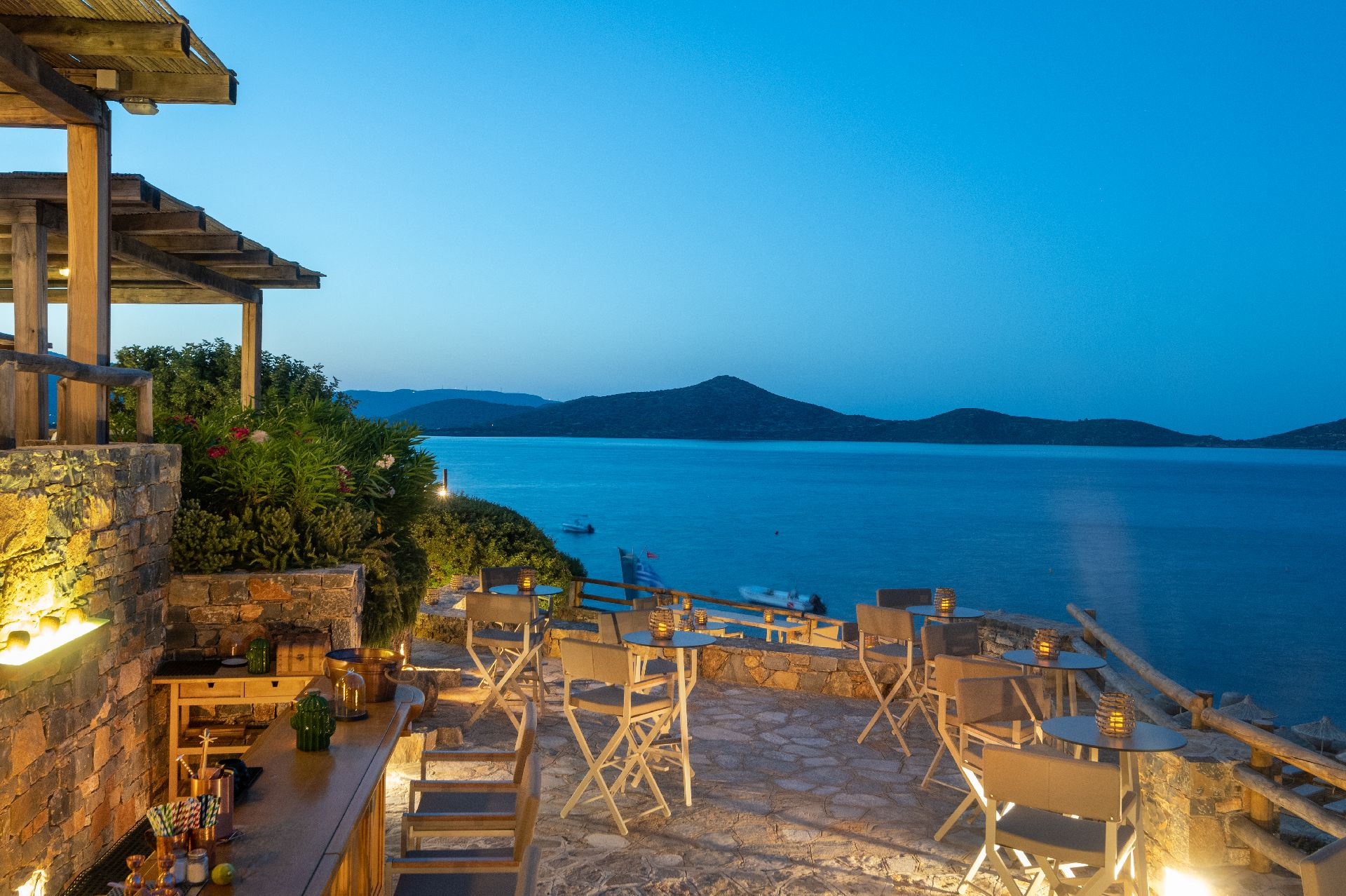 Adults only hotel in Crete Elounda