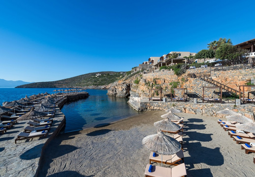 AQUILA ELOUNDA VILLAGE – BEACH