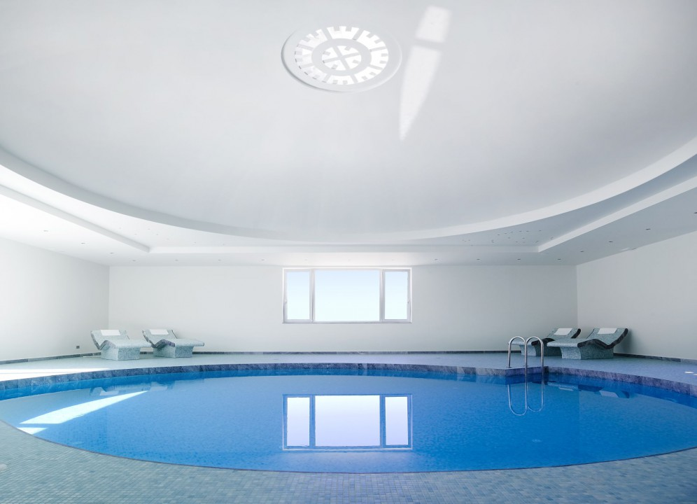 AQUILA ELOUNDA VILLAGE – INDOOR SWIMMING POOL