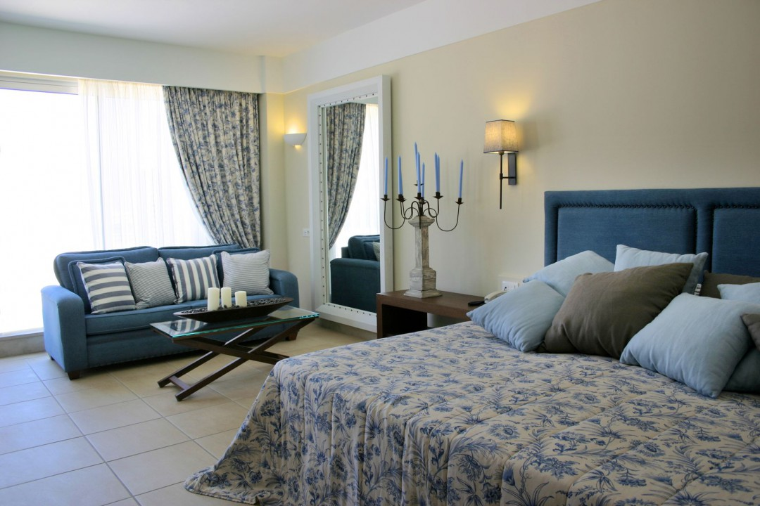 AQUILA ELOUNDA VILLAGE – JUNIOR SUITE SEA VIEW