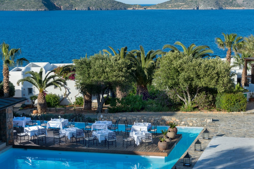 AQUILA ELOUNDA VILLAGE – MAIN RESTAURANT