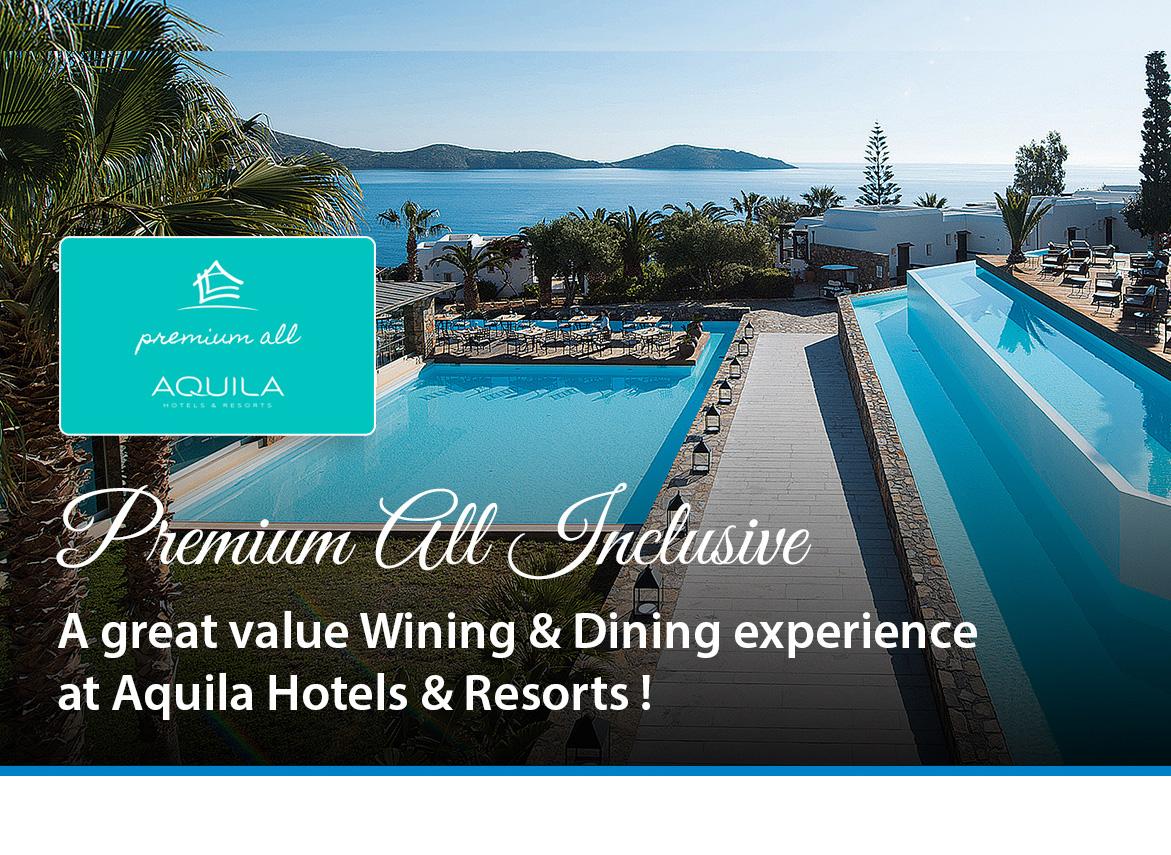 Elounda Hotels in Crete